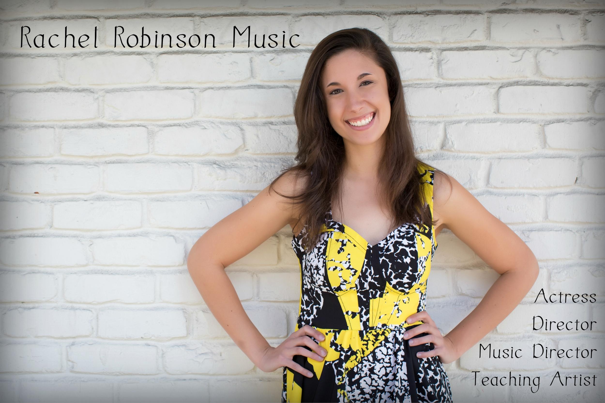 rachel robinson music